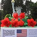 美國國花--還是玫瑰