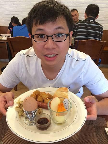 20140816@新竹咕咕雞brunch