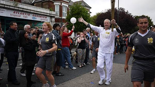 Olympic Torch 0713-0