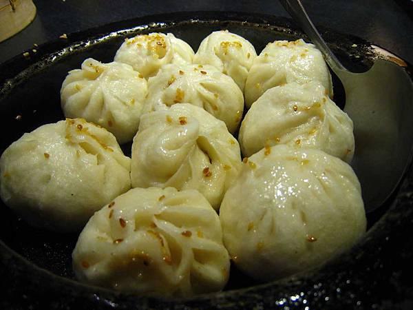 上海鐵鍋生煎包