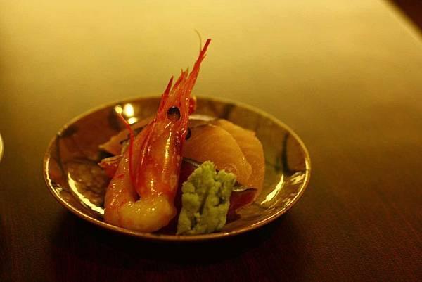 常夜燈 (甜蝦鰹魚土魠魚)