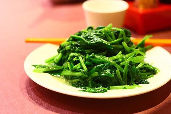 銀翼 (炒菠菜)