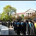 一堆畢業生