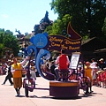 【Magic Kingdom】Dreams come true parade 2