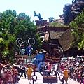 【Magic Kingdom】Dreams come true parade4