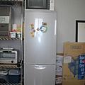 新買的冰箱
