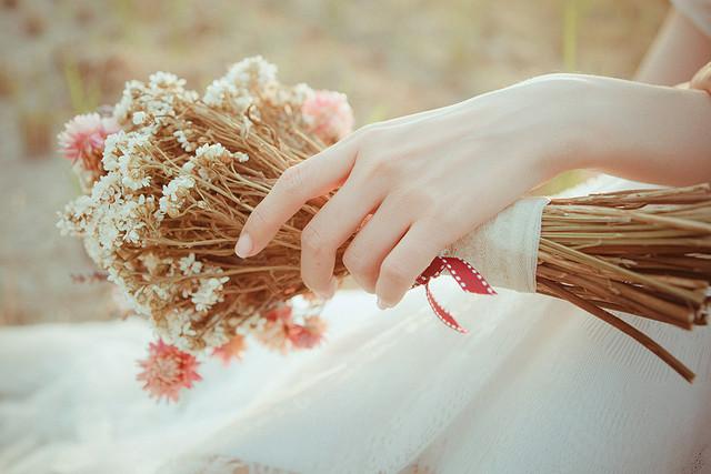 ariesy,愛瑞思,新娘秘書,新秘,編髮,美麗華華漾,鮮花,新秘教學,手工飾品,新秘推薦