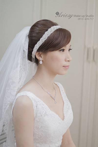愛瑞思,造型團隊,新娘造型,晶華,韓風飾品,鮮花,編髮,新秘推薦,新娘秘書,新秘