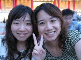 2009.7.11雲門舞集戶外公演等待時自嗨