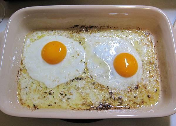 隨便烤個蛋