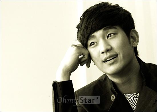 김수현-스물넷의 김수현...한마디로 정의하자면 도전 5