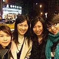 四個女生來拍拍~