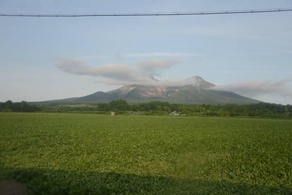 好漂亮的山呀~