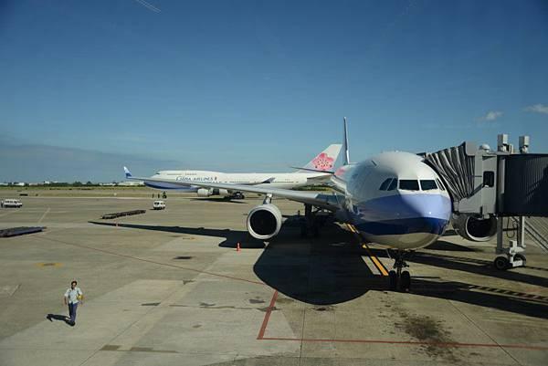 要載我們去札幌的小梅航空~