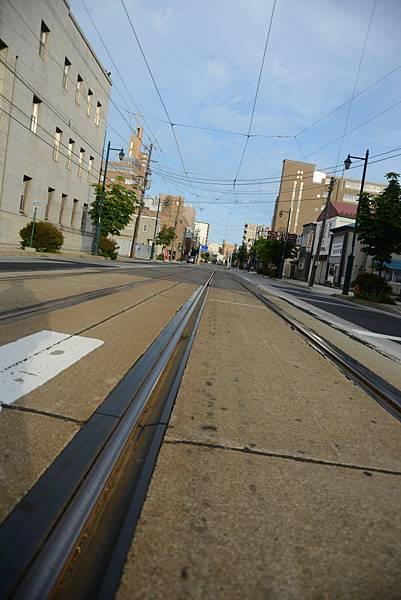 這邊是路面電車 - 末廣町