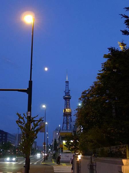 最後在札幌的一晚~