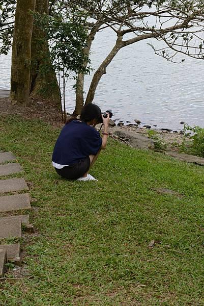 我努力培養攝影眼呀~