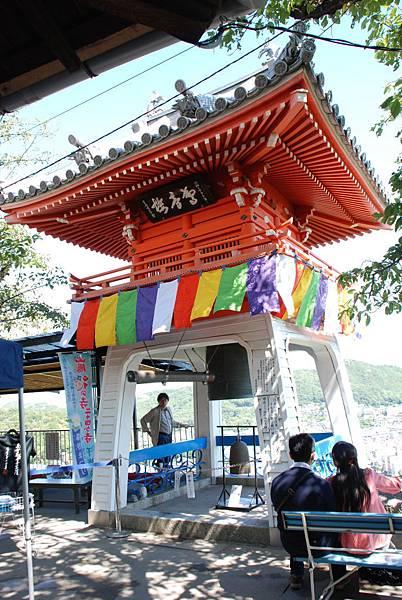 驚音樓」更是「日本音風景100選」之一