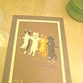 倉敷買的明信片