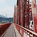 來到赤鐵橋,不夠紅呀~