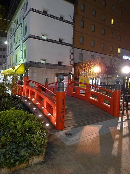 夜晚的HARIMA橋~