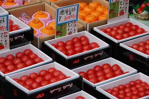 高知特產有蕃茄