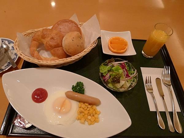 飯店早餐 我今天選洋式