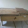 傳說中木工師傅的工作桌