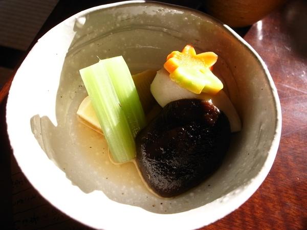 煮物...香菇非常的好吃~~