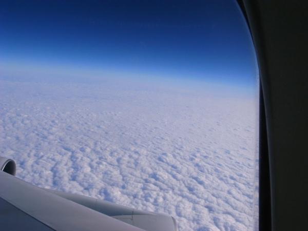 漂亮的雲~~