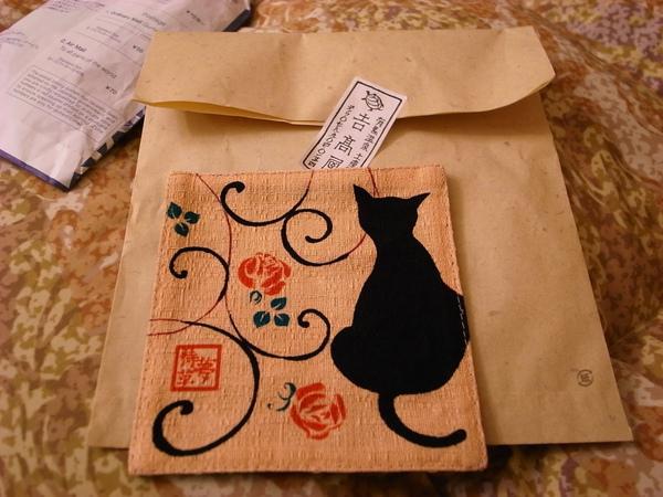 貓的杯墊~可愛~~
