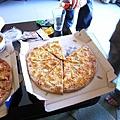 好大的Pizza