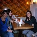 三個人約一約出來喝茶聊天~~~