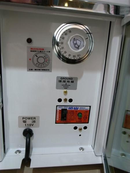 這個加熱器讓我們常常有熱水喝~