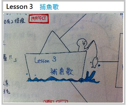 Lesson 3 捕魚歌