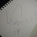 Vivian sign...
