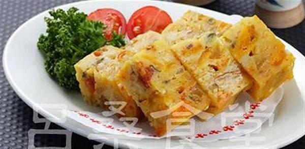 呂桑食堂-中山店-宜蘭三寶-棗餅