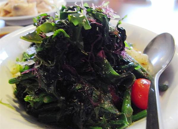 呂桑食堂-中山店-海藻生菜和風沙拉