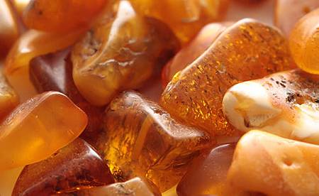 amber 琥珀