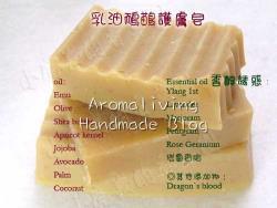 乳木鴯鶓洗顏皂