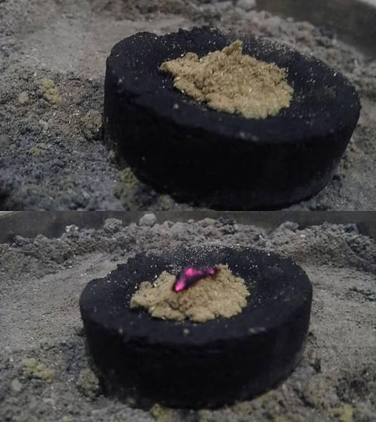 碳餅點燃篇