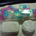 美白皂和清爽皂