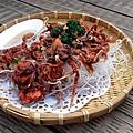 芥末軟殼蟹
