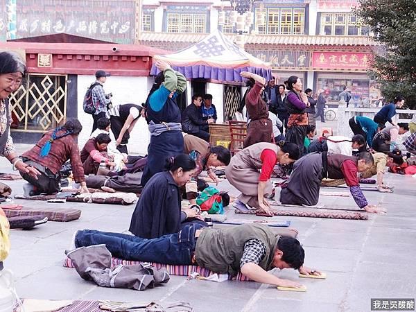 50-西藏 信徒.JPG