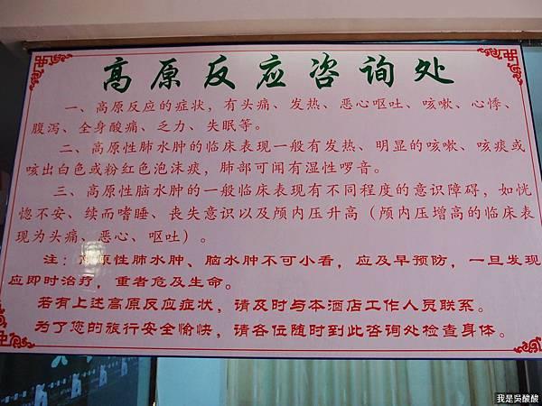 15-我的高原反應,我的西藏行