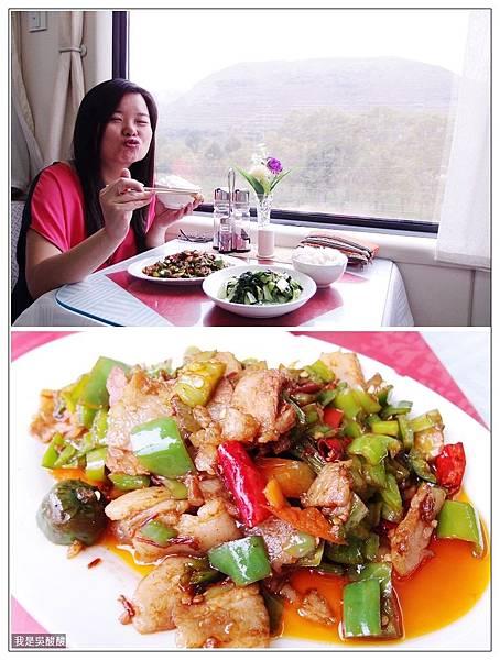 15-青藏鐵路 餐車 晚餐