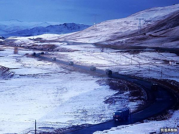 52-青藏鐵路沿途風光 我是酸酸