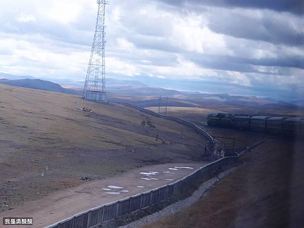 60-青藏鐵路沿途風光 我是酸酸