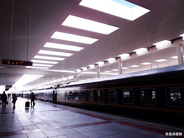 68-青藏鐵路 拉薩火車站 我是酸酸