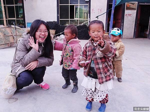 12-西藏小朋友(我是吳酸酸)